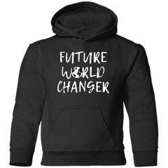FUTURE WORLD CHANGER - TODDLER HOODIE