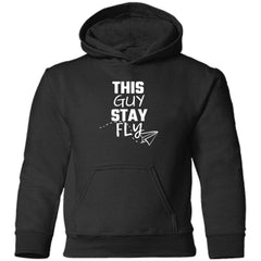 THIS GUY STAY FLY Toddler Pullover Hoodie