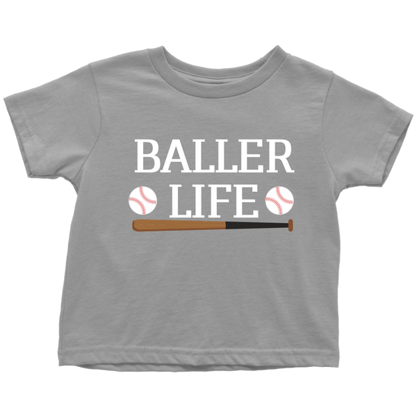 BALLER LIFE - Fly Guyz Clothing Co.