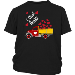 I STEAL HEARTS - KIDS TEE