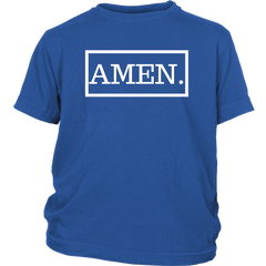 AMEN - KIDS TEE - Fly Guyz Clothing Co.