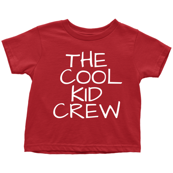 THE COOL KID CREW - Fly Guyz Clothing Co.
