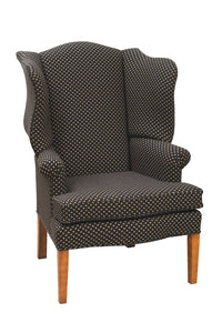 Arabella Upholstered Chair With Loose Cushion