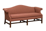 Formal Camelback Sofa 83""