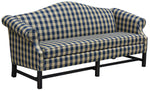 Country Chippendale Long Sofa