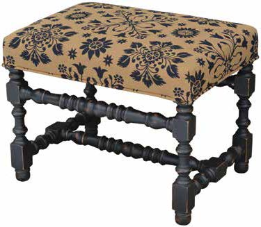 Jacobean Footstool