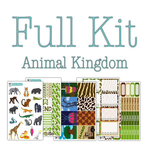 Animal Kingdom Collection