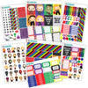 Avengers Planner Stickers Collection