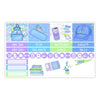 Back to Scare School Monthly Kit for Erin Condren Planner - Pick ANY Month!