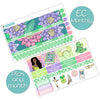 Bayou Princess Monthly Kit for Erin Condren Planner - Pick ANY Month!