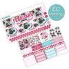 Magical Valentine February Monthly Kit for Erin Condren Planner