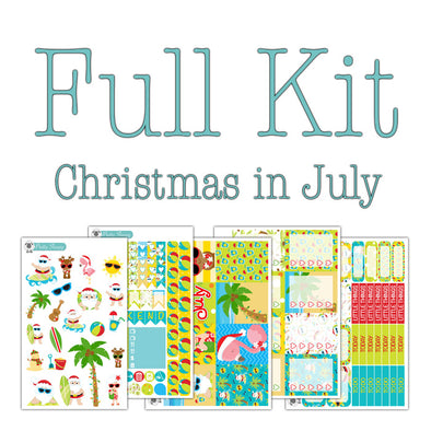 Christmas in July Collection