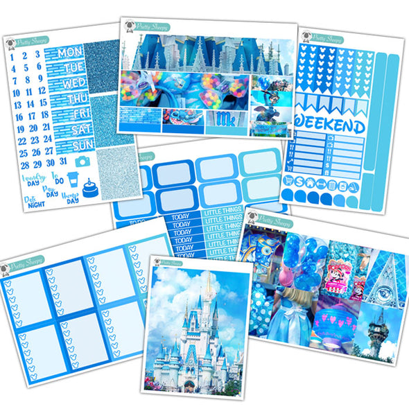 Colors of the World: Kingdom Blue Collection