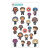 Falcon and Winter Soldier Planner Stickers Collection