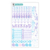 Festival of the Arts Epcot Planner Stickers Collection