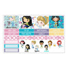 Fitness Princesses Monthly Kit for Erin Condren Planner - Pick ANY Month!