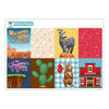 Frontierland Planner Stickers Collection