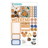 Give Thanks Thanksgiving Fall Planner Stickers Collection