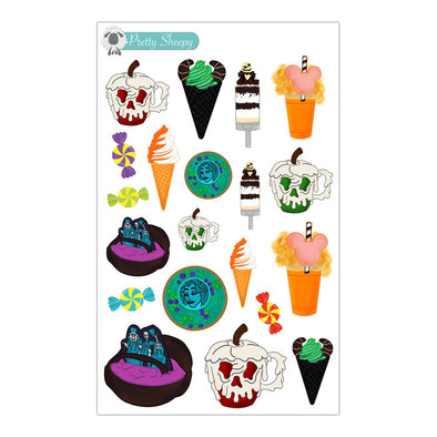 MNSSHP Treats Stickers