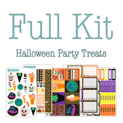 Halloween Party Treats Collection