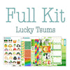 Lucky Tsums St. Patrick's Day Planner Stickers Collection