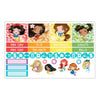 Mermazing Princesses Monthly Kit for Erin Condren Planner - Pick ANY Month!