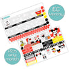 No Place Like Home Monthly Kit for Erin Condren Planner - Pick ANY Month!
