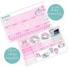 Cozy Cat Monthly Kit for Erin Condren Planner - Pick ANY Month!