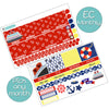 Cruise Monthly Kit for Erin Condren Planner - Pick ANY Month!