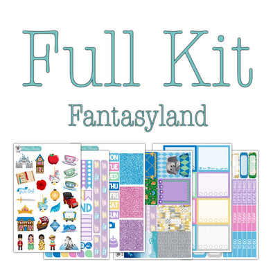 Fantasyland Collection
