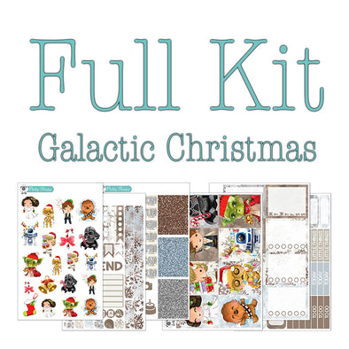Galactic Christmas Collection - Star Wars Christmas Sticker