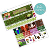 Hocus Pocus Monthly Kit for Erin Condren Planner
