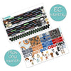 Star Wars Monthly Kit for Erin Condren Planner - Pick ANY Month!