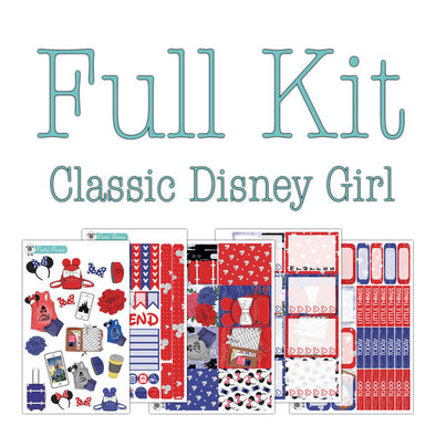 Classic Disney Girl Collection