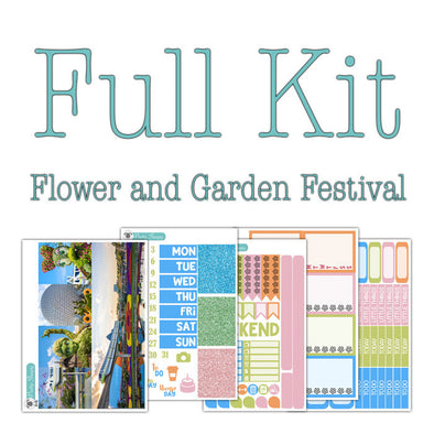 Flower and Garden Festival Collection