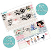 Mulan Monthly Kit for Erin Condren Planner - Pick ANY Month!
