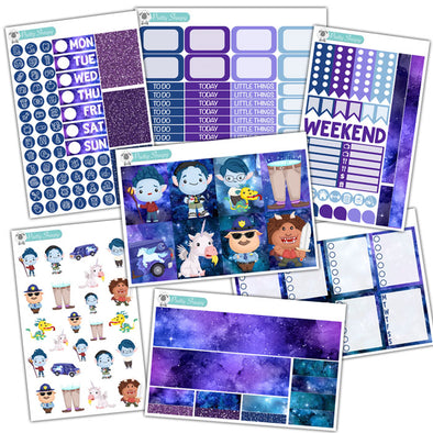 Onward Planner Stickers Collection