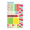 School Days Planner Stickers Collection