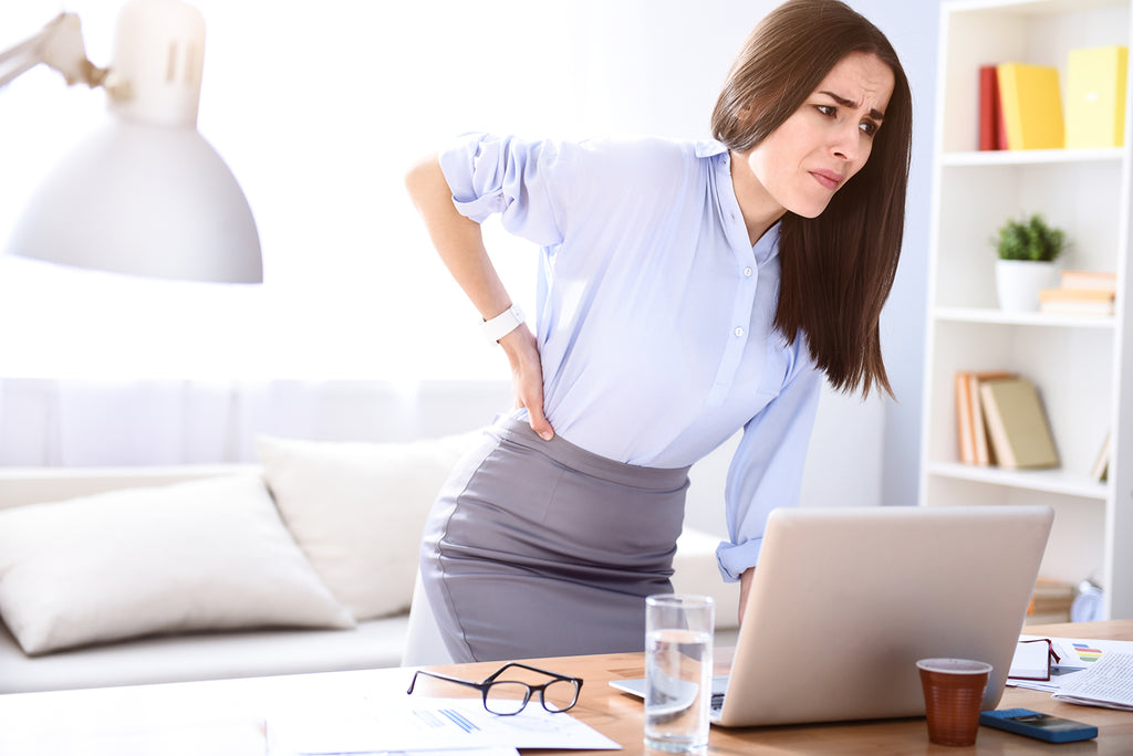 How I overcame my frustrating back pain.