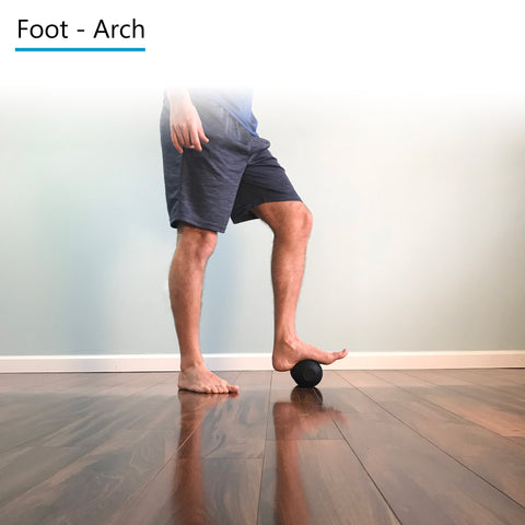 Foot - Arch - Rolling