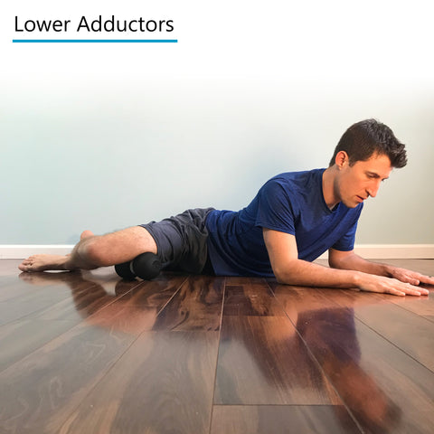 Lower Adductor - Rolling