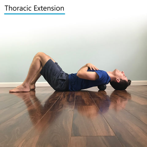 Thoracic Extension - Rolling