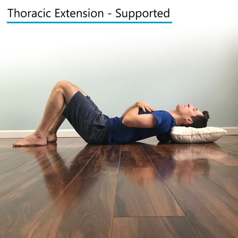 Thoracic Extension - Supported