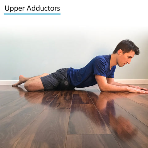 Upper Adductor - Rolling