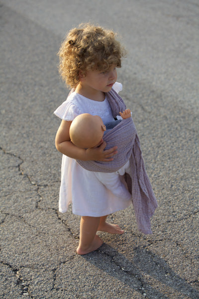 Mini Doll Sling - Ring Sling - Wildbloomfriends