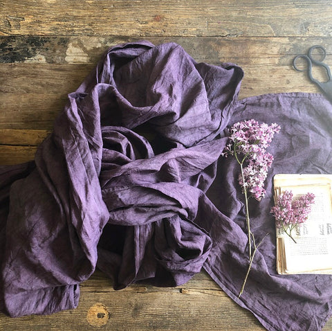 Plant Dyed - Lilac Dream