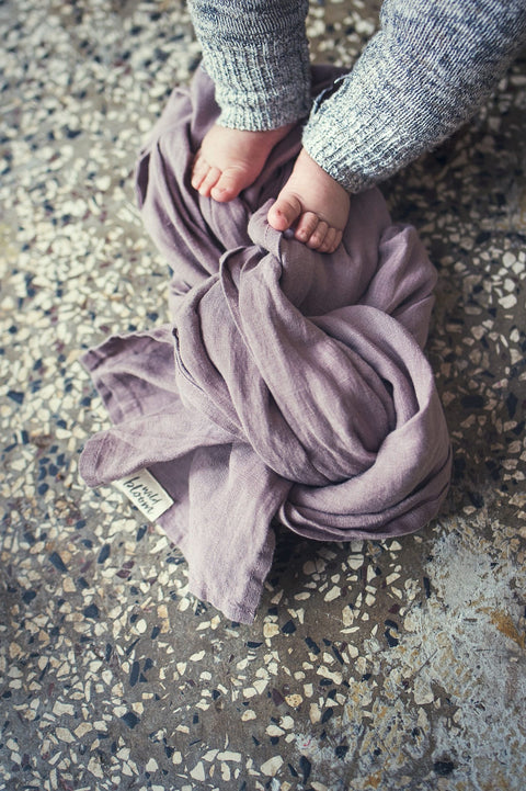 Dusty Rose - Ring Sling - Wildbloomfriends
