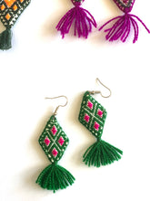 Chiapas earrings