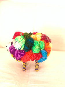 Wool Sheep Animalito - colibrilove
