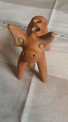 Torito candle holder - colibrilove